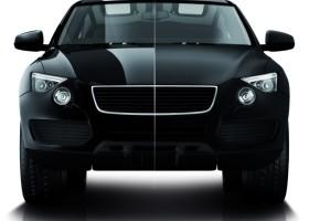 Dowolny stopień połysku dzięki lakierom samochodowym Glasurit
