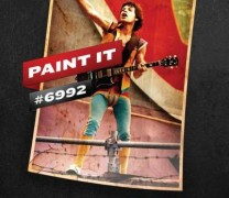 Paint it #6992 (Sherwin Williams)