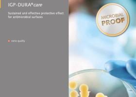 IGP-DURA®care – ochrona antybakteryjna od IGP