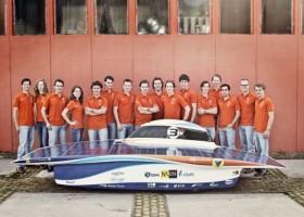 AkzoNobel wspiera uczestników World Solar Challenge
