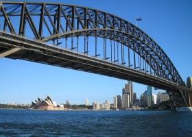 Roboty odnawiają Sydney Harbour Bridge