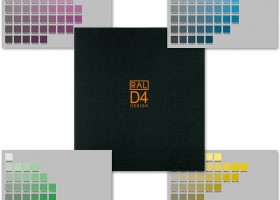 Atlas Kolorów RAL D4 – nowe wydanie