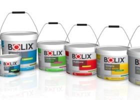 Nowa kolekcja farb Bolix