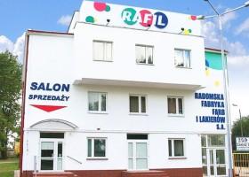 Sklep firmowy Rafil – zmiana godzin otwarcia