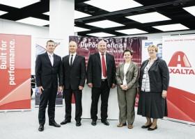 Volkswagen Group Polska rozszerza współpracę z Axalta