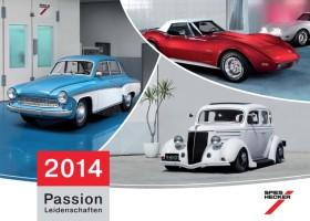 Kalendarz Spies Hecker na 2014