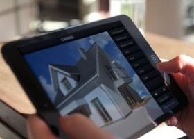Moja Fasada – aplikacja firmy Caparol