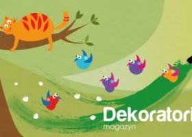 Bajkowa wiosna – konkurs Dekoratorium