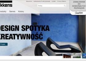 Sikkens Polska – nowa strona internetowa