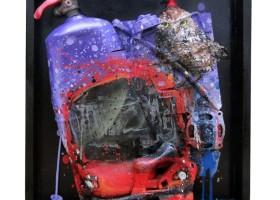 Bordalo II – sztuka ze śmieci