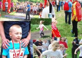 Bieg Kujawiaka – sport i farby ramię w ramię