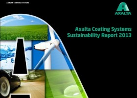 Raport zrównoważonego rozwoju Axalta Coating Systems