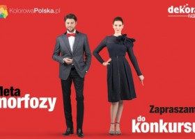 Dekoral Fashion – konkurs Metamorfozy