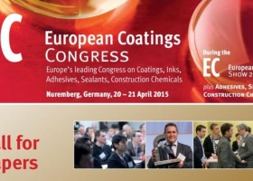 European Coatings Congress 2015 – zgłaszanie referatów