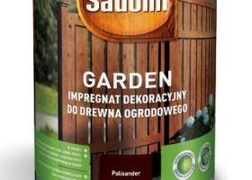 Nowość – Sadolin Garden do drewna ogrodowego