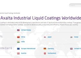 Nowe strony Axalta Coating Systems