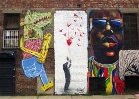Danielle Mastrion – kobiecy akcent w sztuce ulicy