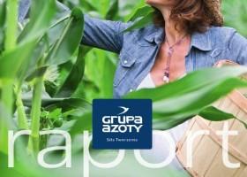 Grupa Azoty i jej zintegrowany raport 2013