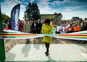Kolorowe Boiska – ósme boisko już otwarte!