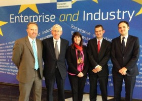 Brytyjska Federacja Powłok dyskutuje z Komisją Europejską