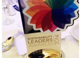 Sustainability Leaders Award dla AkzoNobel