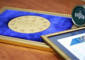 Vidaron nagrodzony na Białorusi