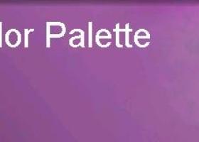 Kolory farb Interpon w cyfrowej palecie