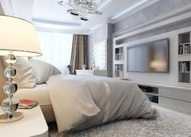 Kolory do sypialni – wystrój na dobry sen