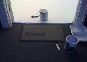Dziesięć pomysłów na pomalowanie podłogi