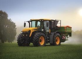 Farby Interpon Align na traktorach JCB