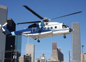 Farby Imron od Axalta CS na helikopterach Sikorsky