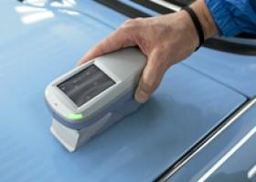 Automatchic Vision dopasowuje kolor lakieru