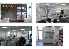 Nowe laboratorium Alcea