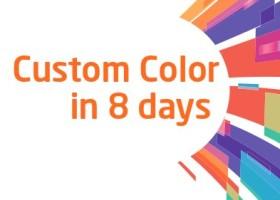 ReplaShade – kolor niestandardowy w 8 dni