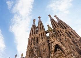 Farby AkzoNobel przy budowie La Sagrada Familia