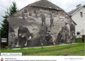 Wojna na muralu