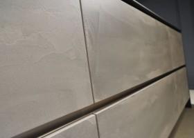 Jak uzyskać efekt betonu na płycie MDF?
