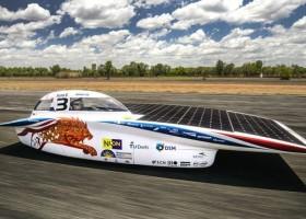 Nuon Solar Team zwycięzcą World Solar Challenge 2015