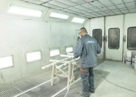 Odciągi lakiernicze w przemyśle