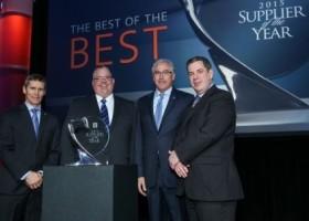 Axalta Dostawcą Roku General Motors