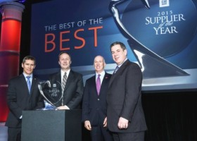 BASF z nagrodą Dostawca Roku General Motors
