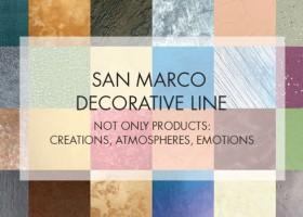 San Marco Decorative Line – nowa strona