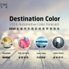 Destination Color – kolory Axalty dla wytwórców OEM