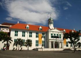 AkzoNobel odnawia historyczne centrum Dżakarty
