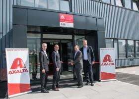 Axalta otwiera centrum technologiczne w Wuppertalu