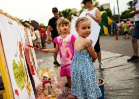 Kolorowy Dzień Dziecka w Dębicy