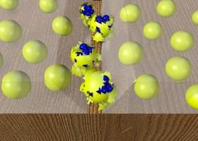 S-H Technology – samonaprawiająca się farba do drewna