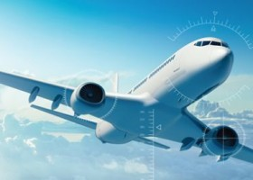 Elektropowłoki PPG na samolotach Dassault