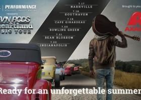 Axalta, samochody i muzyka country