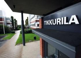Oddziały Ukraina i Białoruś Tikkurila sprzedane